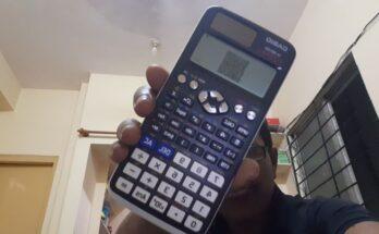 CASIO 991EX Scientific Calculator for Engineering Students