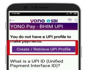 How To Create Bhim UPI ID Through SBI Yono App