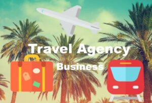 Business in travel agency