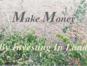 make money by investing in land