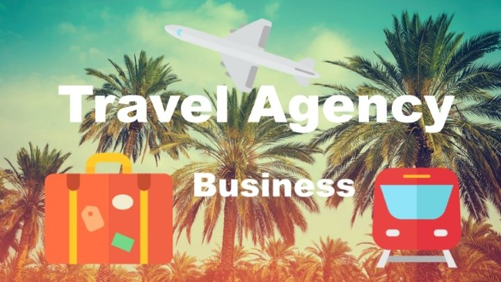 travel agents career and income