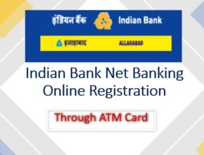 Indian bank Net banking Online Registration