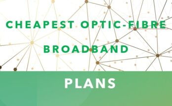 Best and cheapest fibre broadband plans