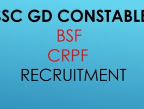 SSC GD Constable Jobs