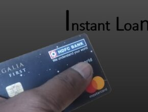 How you can get HDFC Instant Loan against a credit card