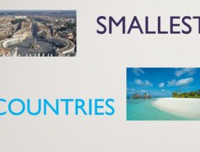 smallest countries in the world