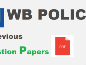 West Bengal Police Constable Previous Year Question Papers